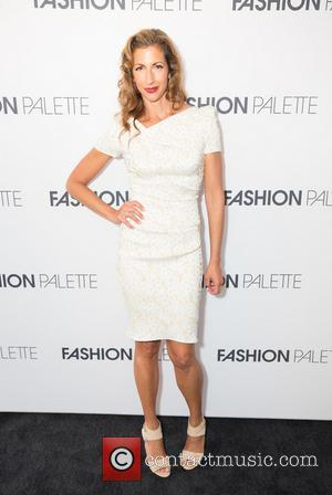 Alysia Reiner - Mercedes-Benz New York Fashion Week Spring/Summer 2015 - Fashion Palette - Arrivals and Front Row - New...