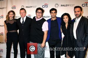Katharine Mcphee, Robert Patrick, Ari Stidham, Elyes Gabel, Jadyn Wong and Eddie Kaye Thomas
