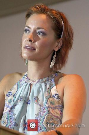 Kristanna Loken - The Burbank International Film Festival 2014 - Closing Night - Inside - Burbank, California, United States -...