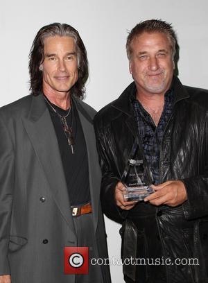 Ronn Moss and Daniel Baldwin - The Burbank International Film Festival 2014 - Closing Night - Inside - Burbank, California,...