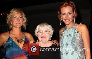 Zoë Bell, June Squibb and Kristanna Loken - The Burbank International Film Festival 2014 - Closing Night - Inside -...