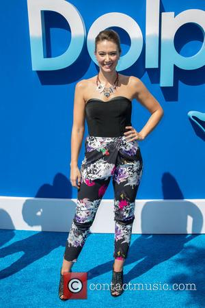 Austin Highsmith - 'Dolphin Tale 2'  world premiere at Regency Village Theater in Los Angeles - Arrivals - Los...
