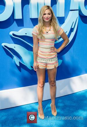 Olivia Holt - 'Dolphin Tale 2'  world premiere at Regency Village Theater in Los Angeles - Arrivals - Los...