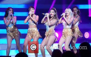 The Saturdays, Rochelle Humes, Frankie Sandford, Vanessa White, Mollie King and Una Foden