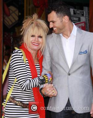 Betsey Johnson and Tony Dovolani - This years stars turned out for the press conference for season 19 of ABC's...