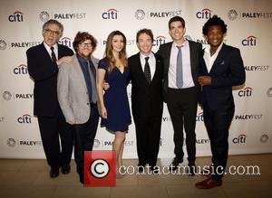 Elliott Gould, Zack Pearlman, Nasim Pedrad, Martin Short, John Mulaney and Seaton Smith