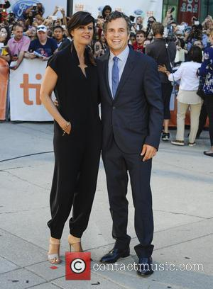 Mark Ruffalo and Sunrise Coigney - Toronto International Film Festival - 'The Foxcatcher' -  Premiere - Toronto, Canada -...