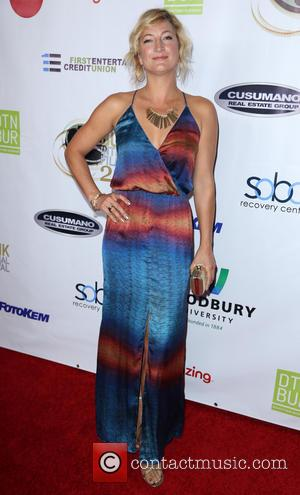 Zoe Bell - Burbank International Film Festival - Closing Night Party - Los Angeles, California, United States - Monday 8th...