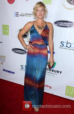 Zoe Bell - Burbank International Film Festival - Closing Night Party - Los Angeles, California, United States - Monday 8th...