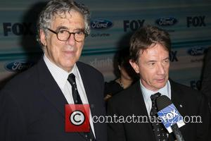 Elliott Gould and Martin Short