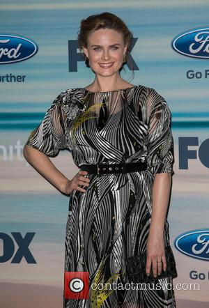 Emily Deschanel - 2014 FOX Fall Eco-Casino Party at The Bungalow - Arrivals - Los Angeles, California, United States -...