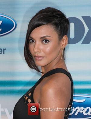 Jessica Lucas - 2014 FOX Fall Eco-Casino Party at The Bungalow - Arrivals - Los Angeles, California, United States -...