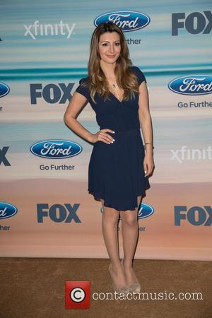 Nasim Pedrad - 2014 FOX Fall Eco-Casino Party at The Bungalow - Arrivals - Los Angeles, California, United States -...