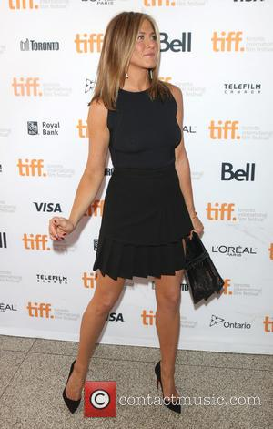 Jennifer Aniston - Toronto International Film Festival (TIFF) - 'Cake' - Premiere - Toronto, Ontario, Canada - Monday 8th September...