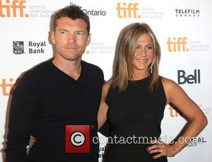 Sam Worthington and Jennifer Aniston - Toronto International Film Festival (TIFF) - 'Cake' - Premiere - Toronto, Ontario, Canada -...