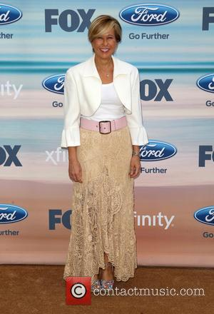 Yeardley Smith - 2014 FOX Fall Eco-Casino Party - Arrivals - Santa Monica, California, United States - Monday 8th September...