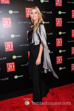 Ivanka Trump - InStyle 20th Anniversary Party held at Diamond Horseshoe - Arrivals - New York, New York, United States...