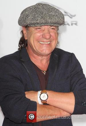 Brian Johnson - Jaguar XE Global Launch Party and Show held at Earls Court - Arrivals - London, United Kingdom...