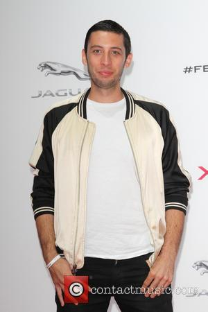 Example - Jaguar XE Global Launch Party and Show held at Earls Court - Arrivals - London, United Kingdom -...