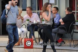 Jeremy Kyle - Jeremy Kyle seen out in London - London, United Kingdom - Monday 8th September 2014