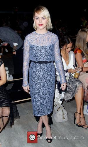Taryn Manning - Mercedes-Benz New York Fashion Week Spring 2015 - Lela Rose - Front Row - New York City,...