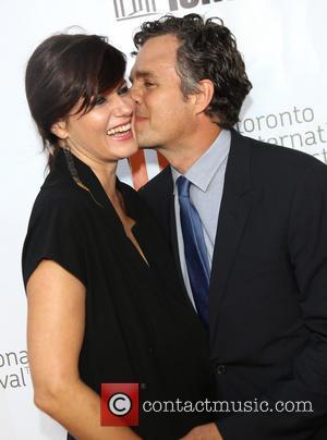Mark Ruffalo and Sunrise Coigney - Toronto International Film Festival (TIFF) - 'Foxcatcher' - Premiere - Toronto, Ontario, Canada -...