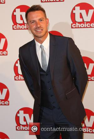 Ashley Taylor Dawson - TVChoice Awards 2014 held at the Park Lane Hilton - Arrivals - London, United Kingdom -...