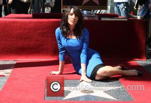 Katey Sagal - Katey Sagal at her Hollywood Walk of Fame star ceremony - Hollywood, California, United States - Tuesday...