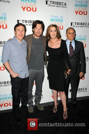 Jonathan Tropper, Jason Bateman and Paula Weinstein