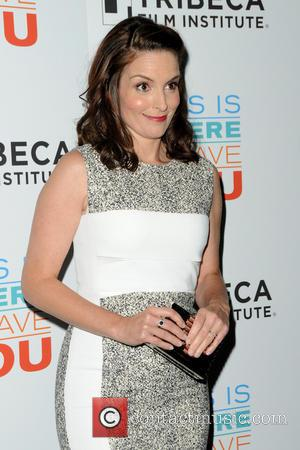 Tina Fey - Stars turned out in numbers for the Tribeca Film Institute's Annual Bennefit Gala for an Exclusive screening...