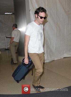 Bill Hader - Bill Hader at Los Angeles International Airport (LAX) - Los Angeles, California, United States - Tuesday 9th...