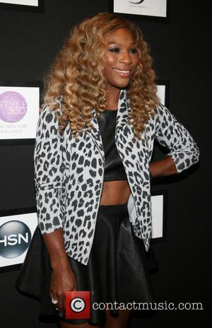 Serena Williams - Style 360 and HSN presents 'Serena Williams Signature Statement Collection' held at Metropolitan West - New York...