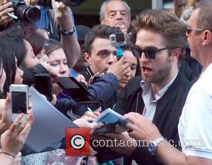 Robert Pattinson - Toronto International Film Festival (TIFF) - Celebrity Sightings - Toronto, Canada - Tuesday 9th September 2014