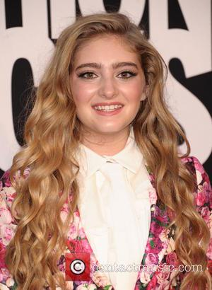 Willow Shields - Fashion Rocks 2014 held at the Barclays Center - Arrivals - New York City, New York, United...