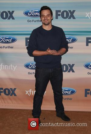 Jake Johnson - A host of celebrities attend the 2014 FOX Fall Eco-Casino Party in Santa Monica, California, United States...