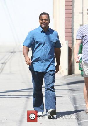 Alfonso Ribeiro - Alfonso Ribeiro arriving at a dance studio to practice for 'Dancing with the Stars' - Los Angeles,...