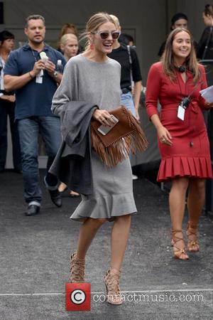 Olivia Palermo - Stars attend the 2014 Mercedes-Benz New York Fashion Week to take a look at Carolina Herrera's Spring...