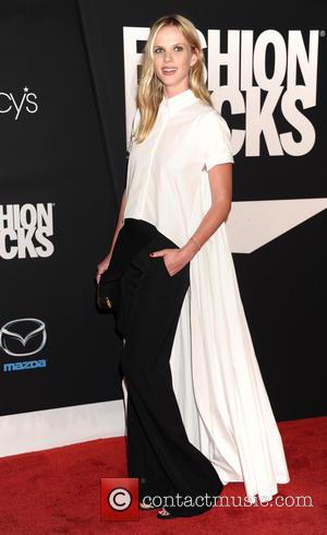 Anne Vyalitsyna - Fashion Rocks 2014 held at the Barclays Center - Arrivals - Brooklyn, New York, United States -...