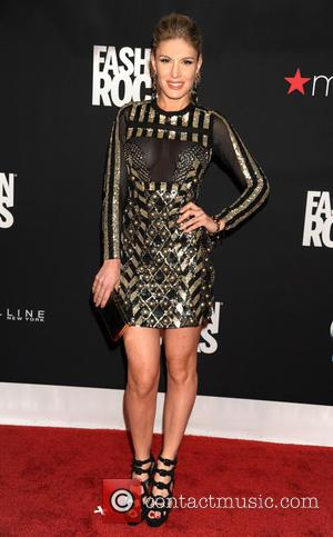 Hofit Golan - Fashion Rocks 2014 held at the Barclays Center - Arrivals - Brooklyn, New York, United States -...