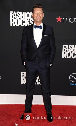 Ryan Seacrest - Fashion Rocks 2014 held at the Barclays Center - Arrivals - Brooklyn, New York, United States -...
