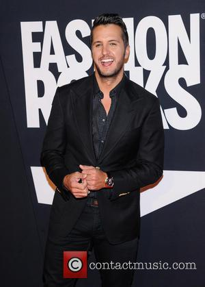 Luke Bryan - Fashion Rocks 2014 at Barclays Center - New York, New York, United States - Tuesday 9th September...