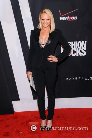 Miranda Lambert - Fashion Rocks 2014 at Barclays Center - New York, New York, United States - Tuesday 9th September...