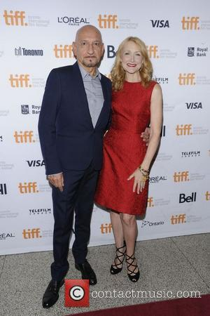 Ben Kingsley and Patricia Clarkson