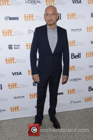 Ben Kingsley - Toronto International Film Festival (TIFF) - 'Learning To Drive' - Premiere - Toronto, Canada - Tuesday 9th...