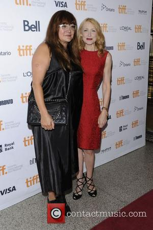 Isabel Coixet and Patricia Clarkson