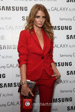 Millie Mackintosh - Samsung Galaxy Alpha launch party held at 