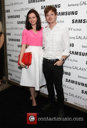 Sophie Ellis Bextor and Richard Jones - Samsung Galaxy Alpha launch party held at 