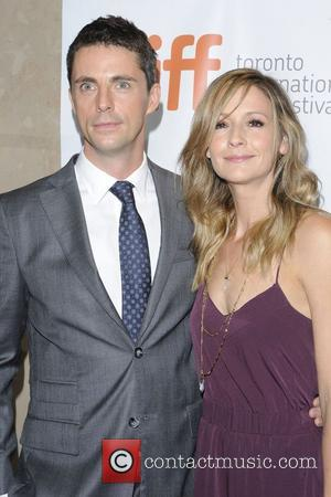 Matthew Goode and Sophie Dymoke