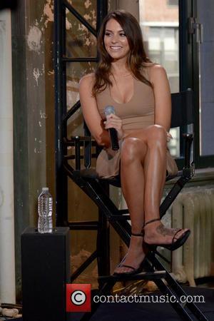 Genesis Rodriguez - AOL's BUILD Speaker Series - Manhattan, New York, United States - Wednesday 10th September 2014