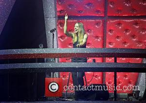 Melanie C - 'Ant and Dec's Takeaway on Tour!' at Liverpool Echo Arena - Liverpool, United Kingdom - Wednesday 10th...